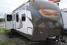 New 2013 Jayco Eagle 328RLTS For Sale by Crain RV available in Little Rock, Arkansas  1 bed 1 bath roomy