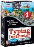 Typing Instructor For Kids Platinum MAC | Toys and Kids