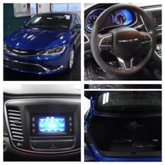 "2015 Chrysler 200 Limited with only 5100 miles  www.paylessjackson.com ""WHY PAY MORE WHEN YOU COULD PAY LESS"""