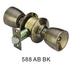 싼 가격 좋은 품질 원통 모양 손잡이 자물쇠 (588 AB)에사진 kr.Made-in-China.com