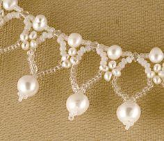 @ møe ⛅ fσℓℓσω мє for more! Bead Jewellery, Crystal Jewelry, Jewelery, Jewelry Necklaces, Handmade Beaded Jewelry, Beaded Jewelry Patterns, Bridal Necklace, Wedding Jewelry, Beaded Earrings