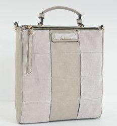 Pojemna torebka kuferek