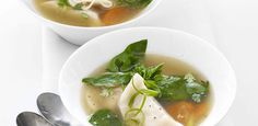 Chinese Dumpling Soup By Food Network Kitchen