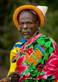 The Hamar is a catlle herder tribe which lives on the Eastern side of the Omo Valley in Southern Ethiopia