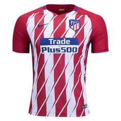 7842f2de1cb84 Nike Atletico Madrid Home Jersey 17 18 Camiseta Atletico De Madrid