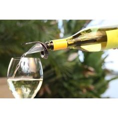 VinOice Wine Chiller & Wine Pourer: Amazon.co.uk: Kitchen & Home