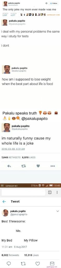10+ Funniest Tweets By Pakalu Papito
