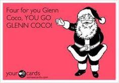 YOU GO GLENN COCO!