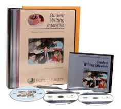 "I need to buy the DVDs...tired of hearing myself talk..... ""Student Writing Intensive Level B 