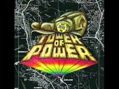 Sparkling In The Sand ~ Tower of Power (1973)