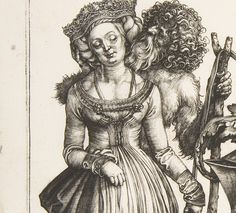 Albrecht-Durer-1471-1528-Coat-of-Arms-with-a-Skull-1503-detail-1 | Flickr - Photo Sharing!
