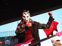 Popkulttuuria ja undergroundia: Rob Zombie oli sairaan hauska ja hyä Gröna Lundissa