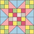Bridle Path Variation Quilt Block free pattern on McCall's Quilting at http://www.mccallsquilting.com/patterns/details.html?idx=12239