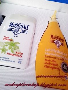 Le Petit Marseillais - Mleczko nawilżające do skóry bardzo suchej