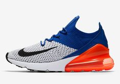 06672684a98 The Nike Air Max 270 Flyknit Releases Next Week In Four Colorways Nike Air  Max