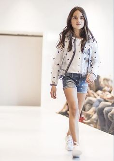 IKKS Kids' Fashion | Girls' Clothes | Spring-Summer Looks