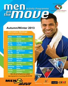 Get Involved in the Men on the Move Programme!