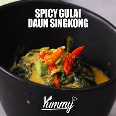 Vegetable Recipes, Chicken Recipes, Sambal Recipe, Healthy Cooking, Cooking Recipes, Deli Food, Indonesian Food, No Cook Meals, Asian Recipes