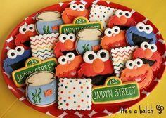 Life's a Batch - Sesame Street cookies