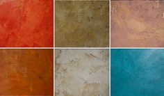 faux suede paint colors | ... faux finishes painting ideas that can enhance the architecture of any