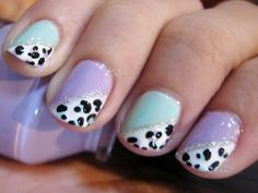 nail designs simple short nails | 18 Photos of the Simple Nail Designs for Short Nails