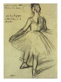 Edgar Degas Dance, Wall Art and Home Décor at Art.com