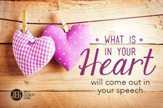 """""""Let no corrupting talk come out of your mouth, but only such as is good for building up, as fits the occasion, that it may give grace to those who hear."""" (Ephesians: 4:29)"""