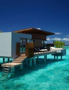Park Hyatt Hadahaa in the Maldives