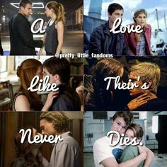 Divergent, Percy Jackson, Harry Potter, Hunger Games, the Mortal Instruments & the Fault in Our Stars♥