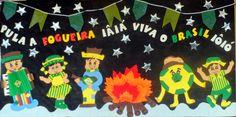 Blog da Turminha: Festa junina