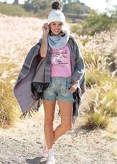 Damen Lederhose mit besticktem Latz, Stockerpoint im Universal Online Shop