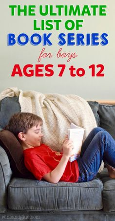 This is the Ultimate List of Book Series for Boys Ages 7 to So many great series in here for kids to get sucked into! Must Read Book Series, Book Series For Boys, Books For Boys, Books To Read, Childrens Books, Team Building Activities For Adults, Book Activities, Toddler Activities, Reading Library