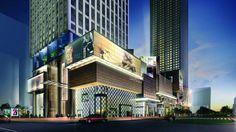 IFS 成都国际金融中心 ChengduInternationalFinanceSquare