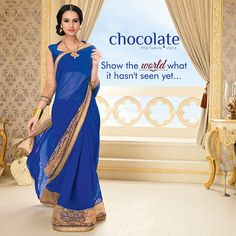 Show the world what it hasn't seen yet. Dress with #chocolate #family!  www.chocolatefamily.com #fashionforyou