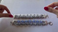 Flower Bracelet #Seed #Bead #Tutorials