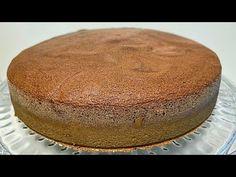 Pan Di Spagna al Cioccolato - YouTube Kahlua Cake, Italian Recipes, Italian Foods, Tiered Cakes, Vanilla Cake, Cheesecake, Barbie, Make It Yourself, Ethnic Recipes