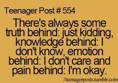 Teenager Post #554