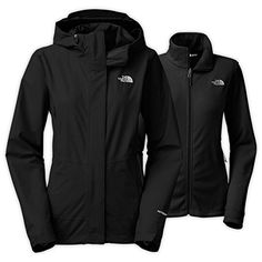The North Face Womens Claremont Triclimate Jacket TNF BlackTNF Black XSmall *** You can find more details by visiting the image link.