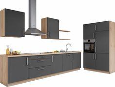 set one by Musterring Küchenzeile »Navaro« ohne E-Geräte, Breite 330 cm Jetzt bestellen unter: https://moebel.ladendirekt.de/kueche-und-esszimmer/kuechen/kuechenzeilen/?uid=b0db8574-e4a1-5b80-8430-8375a9912ffa&utm_source=pinterest&utm_medium=pin&utm_campaign=boards #küchenzeilen #kueche #kuechen #kuechenzeilen #esszimmer