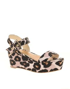Buy River Island Leopard Print Wedges at ASOS. With free delivery and return options (Ts&Cs apply), online shopping has never been so easy. Get the latest trends with ASOS now. Leopard Print Wedges, Leopard Prints, Boogie Shoes, Fashion Clothes Online, Glass Slipper, Shoe Sale, Designer Shoes, What To Wear, Asos