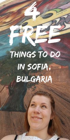 4 Free Things To Do In Sofia, Bulgaria Sofia, Bulgaria is perhaps one of the most underrated European destinations. With affordable accommodation, food and drink as well as a city steeped in history and heritage there's something for everyone. Despite the budget style destination there's still FREE things to do in the city including the first free food tour in the world…