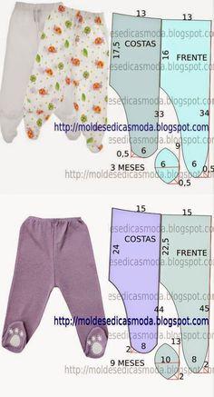 we sew to children - Kindermode Baby Dress Patterns, Baby Clothes Patterns, Sewing Patterns, Baby Sewing Projects, Sewing For Kids, Sewing Crafts, Diy Crafts, Baby Knitting, Crochet Baby
