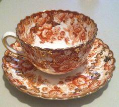 Baroque Victorian Tea Cup