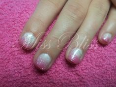 Entity's Milan Crema, Modelesque and Flirt with Camera Ombre Nails by Miss Bliss