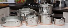 Officially launched in 2012 we here at ProWare are passionate about cooking & cookware. We pride ourselves on producing professional quality cookware. Kitchenware, Cookware, Copper, Range, Cooking, Diy Kitchen Appliances, Kitchen, Kitchen Gadgets, Cookers