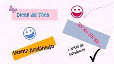 DIY - Dica Legal - Aprenda a fazer Verniz Acetinado - Aprender a hacer b...