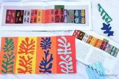 Στον «Κήπο του Ματίς» Henri Matisse, Projects, Log Projects