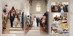 Arriving at Church Our Wedding, Wedding Photos, Custom Design, Wedding Albums, Layout, Couples, Beautiful, Style, Ideas
