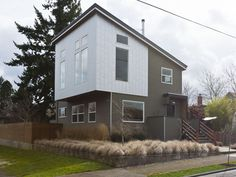 ALBERTA ARTS ECO-MODERN | 5276 NE 26th Ave - Portland, Oregon | This home was once a 1910 Bungalow that was deconstructed piece by piece, reclaimed and transformed into an eco-conscious home for today's lifestyle. A perfect blend of reclaimed and new materials combined to create sustainable living in this one of a kind modern home.  For more info about this home visit our website at www.DanaGriggs.com