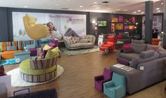 Famaliving London, the first Famaliving showroom in the UK